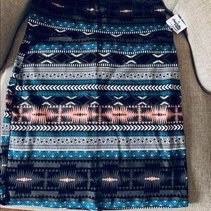 Charlotte Russe high waist skirt!